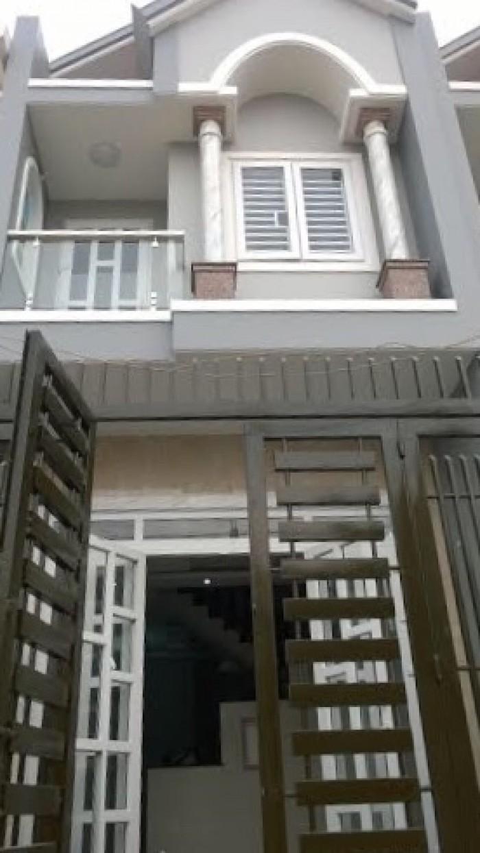 Cần Bán Nhà Mặt Tiền Đường Nguyễn Hữu Trí 1 Lầu Dt 5X15