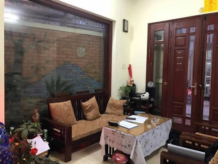 Bán nhà đẹp Nguyễn Trãi, S45m2, 4T