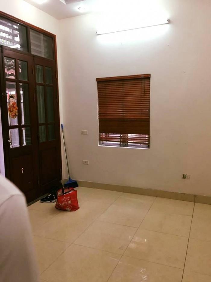 Bán nhà đẹp Hoà Bình 7 40m2, 5 tầng 6PN KBT