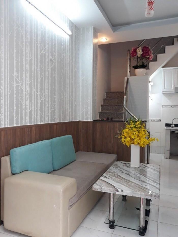Cần bán nhà 76 Dương Cát Lợi ( Kho A), Thị trấn Nhà Bè, DT 3x6M