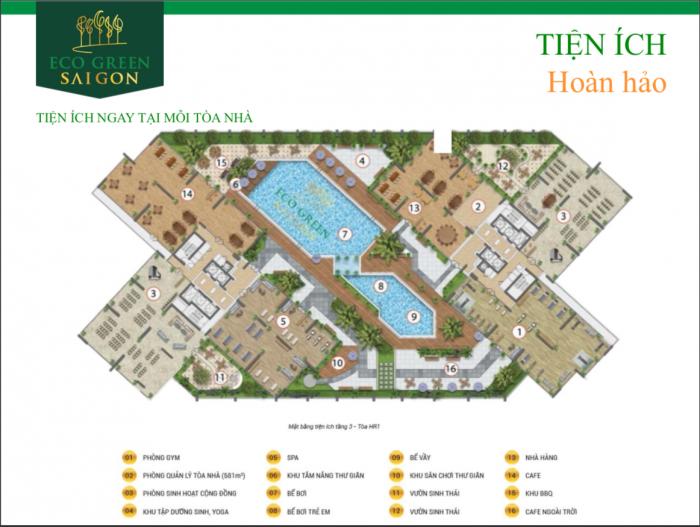 Ra Mắt Căn Hộ Eco Green Sài Gòn Mặt Tiền Nguyễn Văn Linh Quận 7