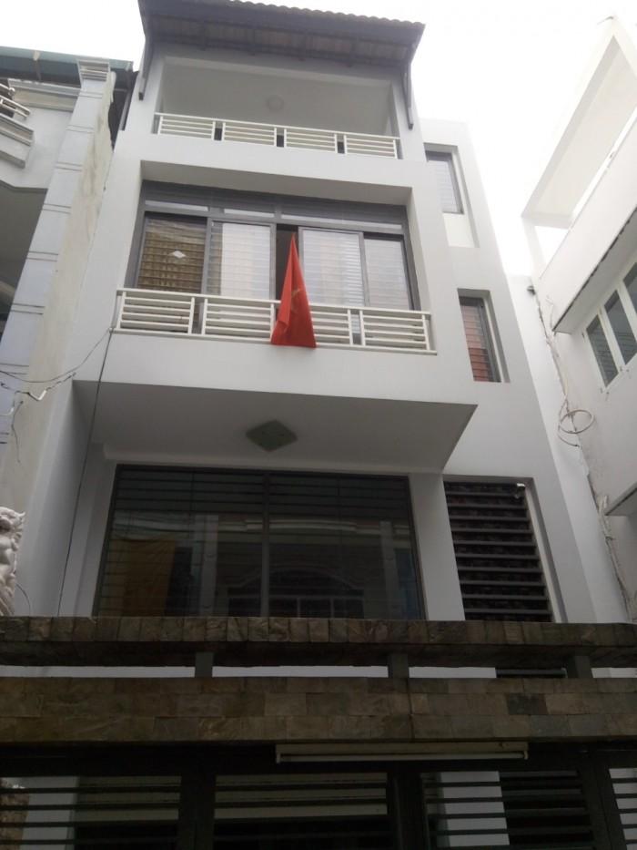 Bán Nhà HXH 353 Tân Sơn Nhì,Tân Phú.Dt 5,1x15m 2 lầu giá 8,6 tỷ ( TL )