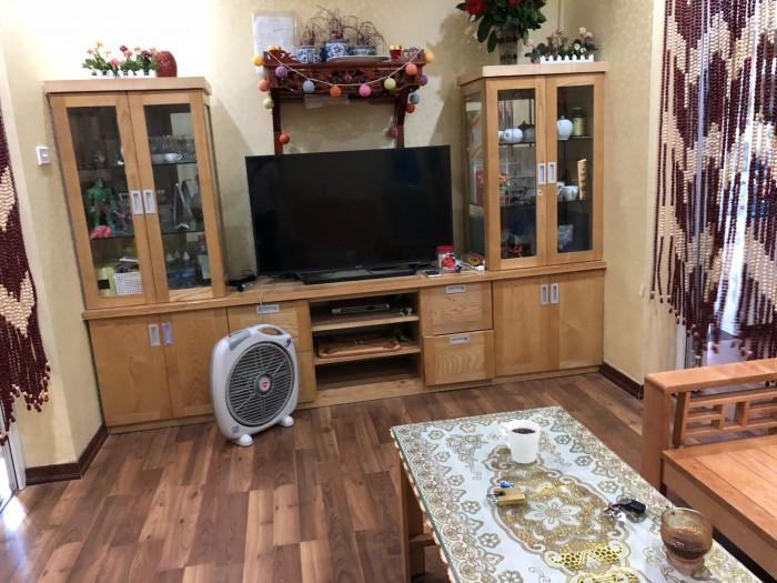 Sở hữu căn hộ tập thể siêu đẹp full nội thất ngõ 51 phố Cảm Hội,HBT