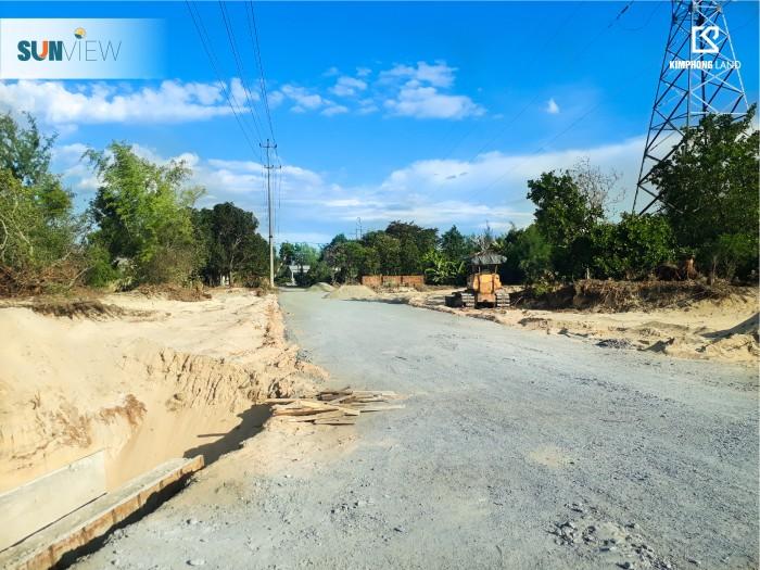 Bán đất nền dự án Sunview, giá 645 tr/nền, Chiết khấu cao.