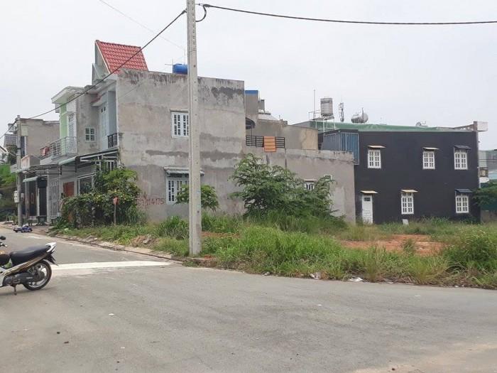 Chính chủ cần tiền bán 725m2 đất đường số 8, xã Phạm Văn Hai, có sổ hồng, thổ cư 100%