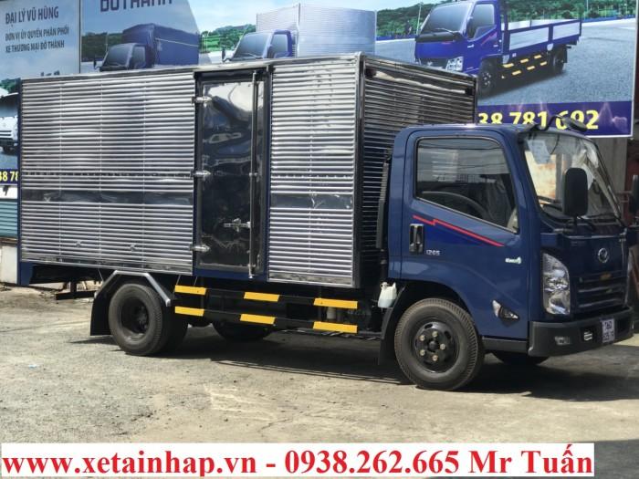 Hyundai  Số tay (số sàn) Xe tải động cơ Dầu diesel