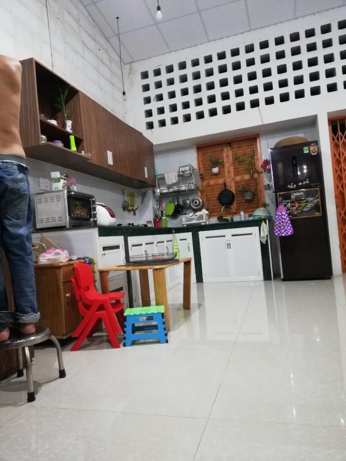 Nhà 1 trệt lửng, đường 990 ( Nguyễn Thị Tư), P. Phú hữu, Quận 9