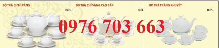 Alpha chuyên cung cấp bộ ấm trà sứ in logo giá rẻ3