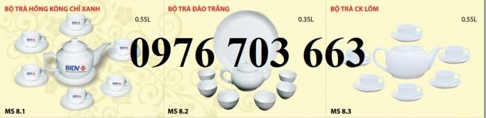 Alpha chuyên cung cấp bộ ấm trà sứ in logo giá rẻ2