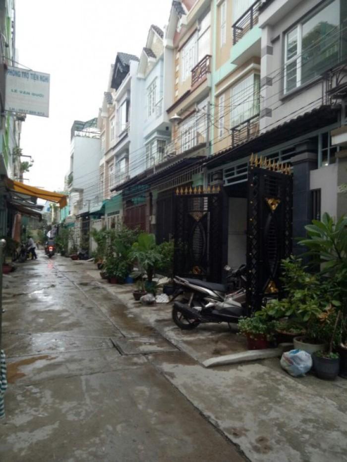 Bán nhà 441 Lê Văn Quới quận Bình Tân