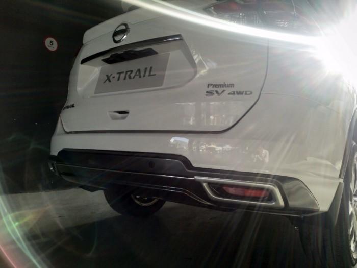 Nissan Xtrail 2.5 SV VL LUXURY - Nâng Cấp Mới Nhất 2019 - Đã Có Xe Xem Và Xe Lái Thử Tại Nissan Gò Vấp