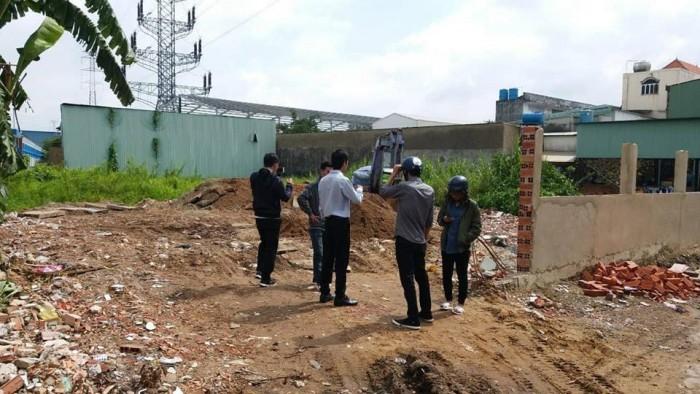 Bán đất khu dân cư hiện hữu đường số 2,BHHB, Bình Tân