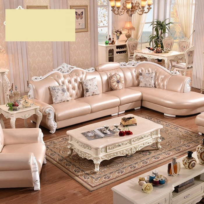 Sofa góc L tân cổ điển - ghế sofa gỗ đẹp châu âu cực đẳng cấp Mới 100%,  giá: 28.000.000đ, gọi: 03 8888 0097, Huyện Hóc Môn - Hồ Chí Minh,  id-69eb1300