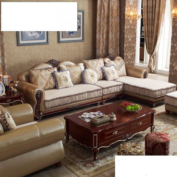 sofa góc cổ điển chữ L2