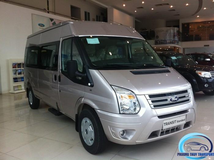Công ty cho thuê xe du lịch Phương Thủy Transport
