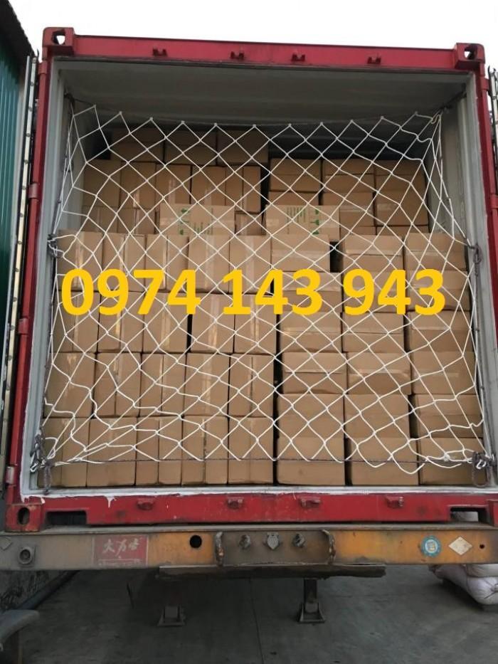 Lưới chắn cửa container1
