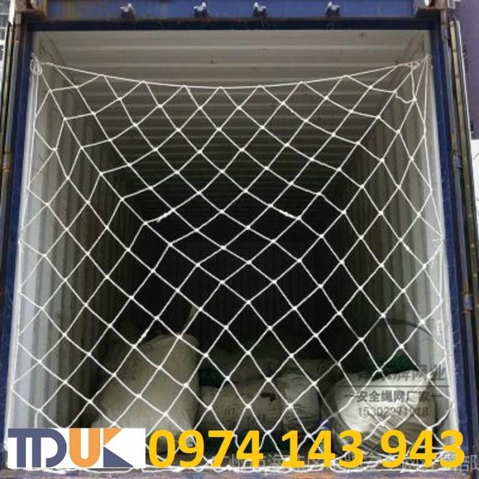 Lưới chống rơi hàng container0