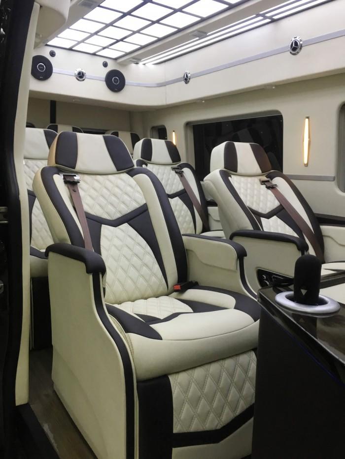 Hyundai Solati phiên bản Limousine, tận hưởng nội thất siêu xe 2