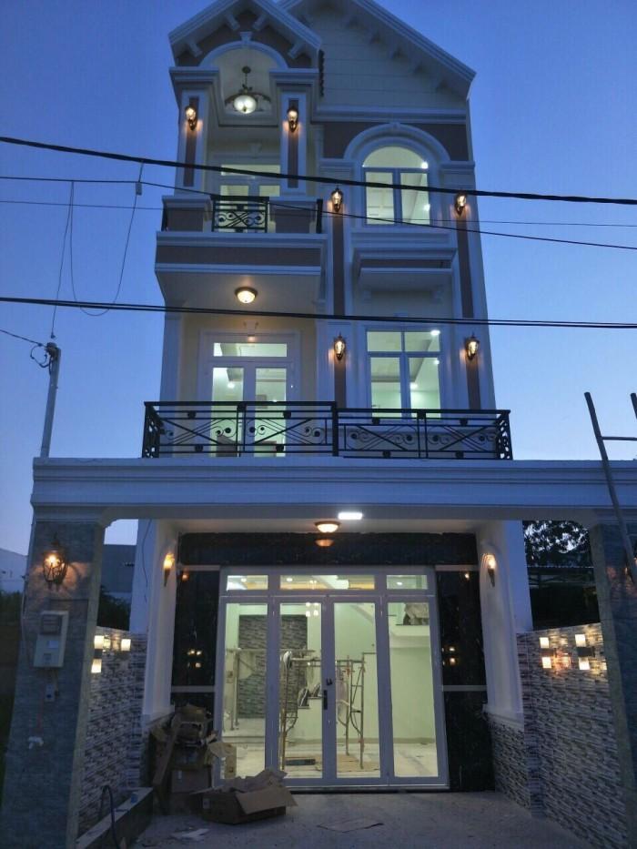 Bán nhà riêng tại Đường Đào Tông Nguyên, Xã Nhà Bè, Nhà Bè, Tp.HCM diện tích 88m2