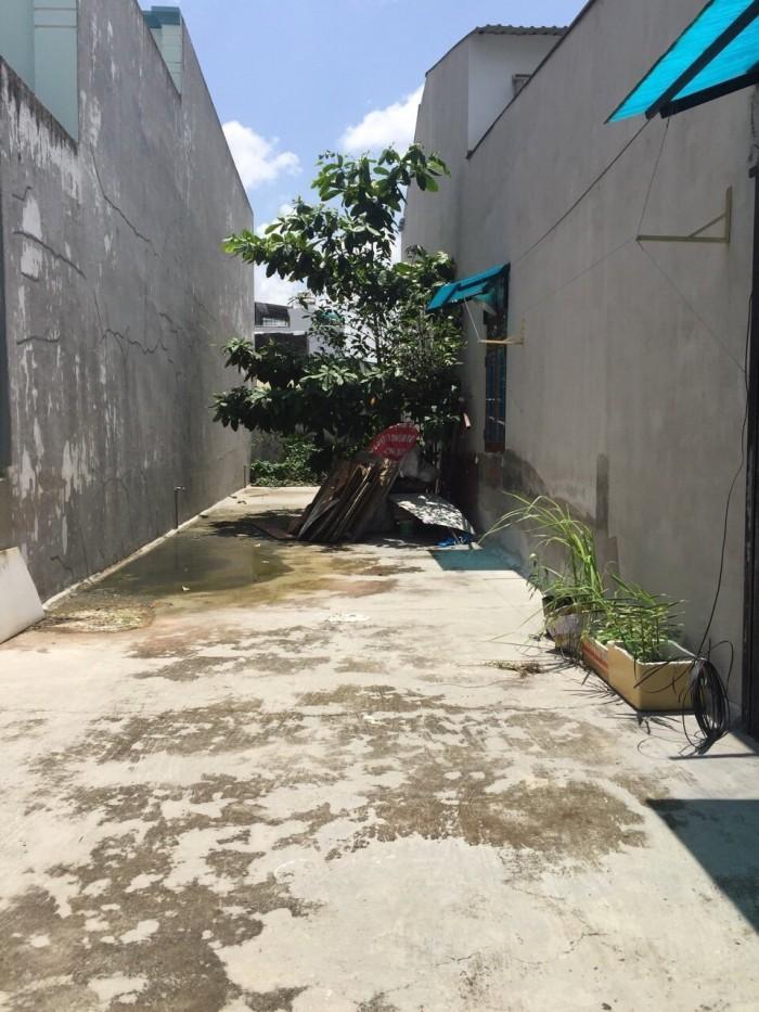 Bán đất hẻm 96 Đào Tông Nguyên Phú Xuân Nhà Bè Tp Hồ Chí Minh.