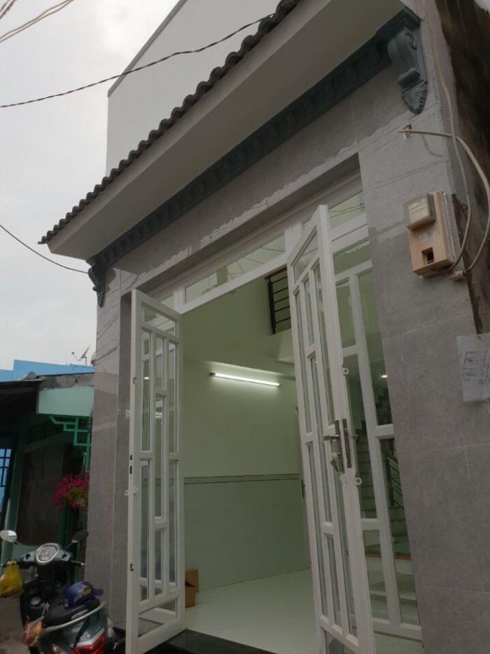 Bán nhà hẻm 1716 Đường Huỳnh Tấn Phát Trung tâm Thị Trấn Nhà Bè. KDC đông đúc, liền kề Quận 7