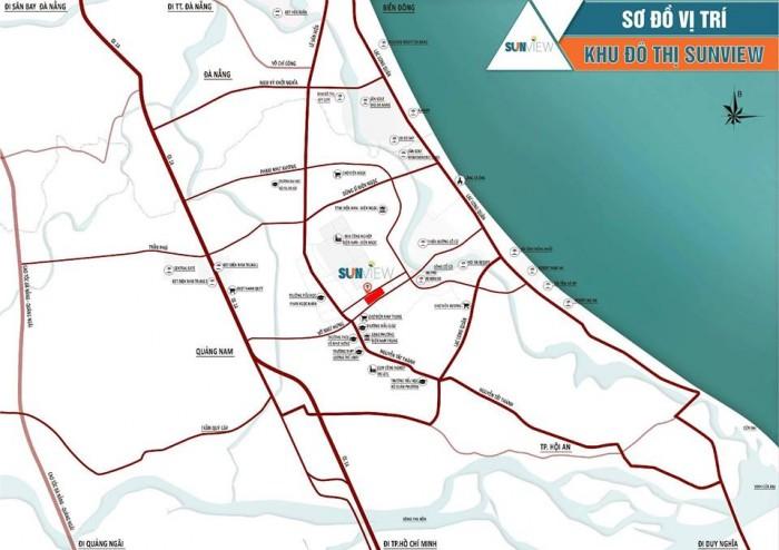 Đất nền Sunview city- Điện Nam-Điện Ngọc