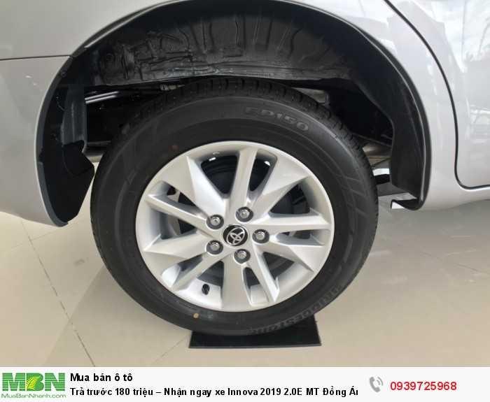 Trả trước 180 triệu – Nhận ngay xe Innova 2019 2.0E MT Đồng Ánh Kim – Khuyến mãi giá tốt từ Toyota An Thành – Giao Ngay