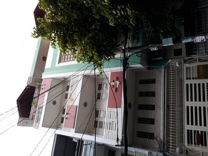Bán nhà Hẻm xe hơi đường Ni Sư Huỳnh Liên, P10, Tân Bình