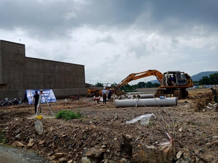 Bán đất nền giá rẻ nằm ngay cổng chào Long Hải, pháp lý rõ ràng, thổ cư 100%