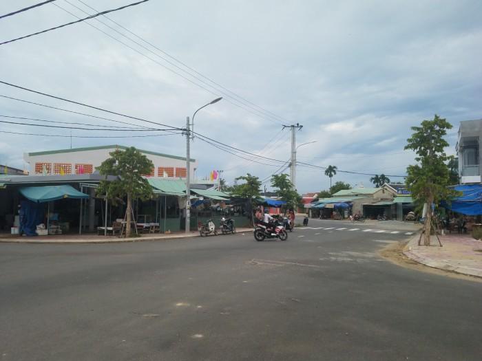 Bán lô đất khu phố chợ Điện Thắng Trung