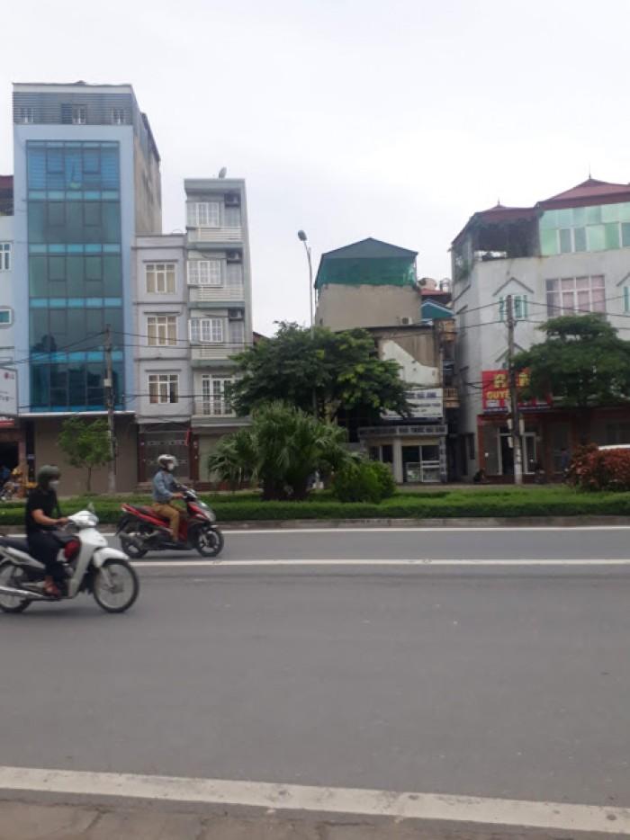 Bán nhà Mặt phố, Kinh doanh VP. ngã tư Quang Trung - L.T. Tấn HĐ