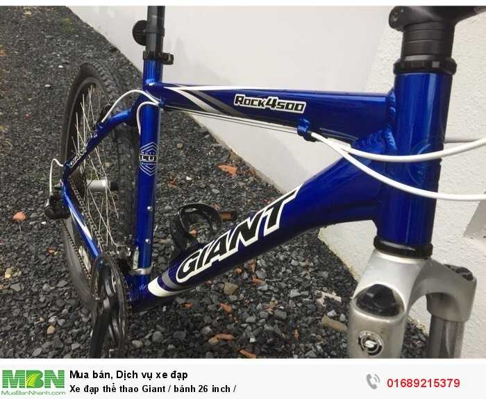 Xe đạp thể thao Giant / bánh 26 inch /