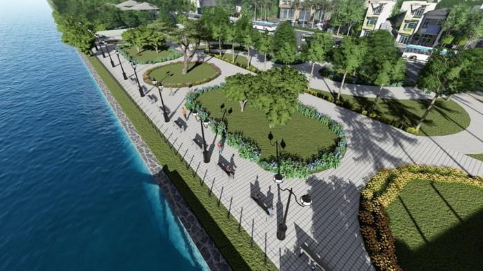 Vista Riverside - Căn hộ chung cư Biệt Lập Đẳng Cấp bên sông Sài Gòn