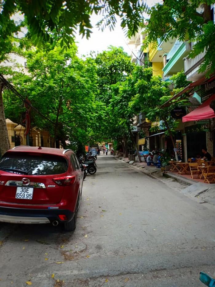 Bán đất Nguyễn Trãi đường ô tô tránh dt 40m2 mt 4,3m