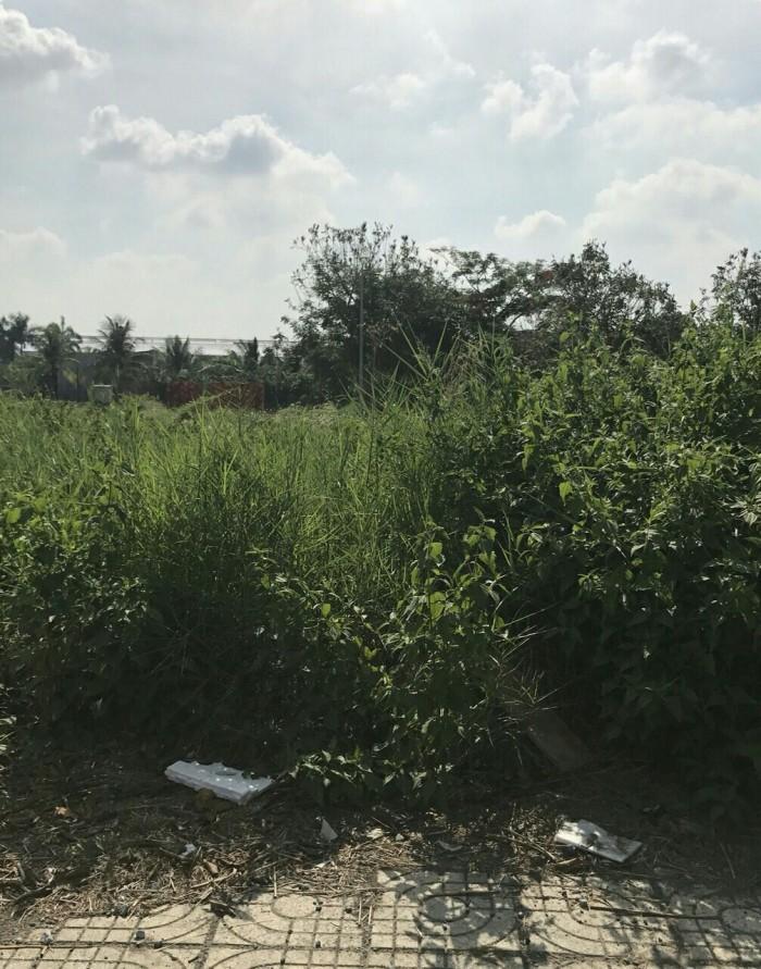 Bán đất tại KCN Thuận Đạo, cần Đước – Long An, 5.4x22.3m, SHR