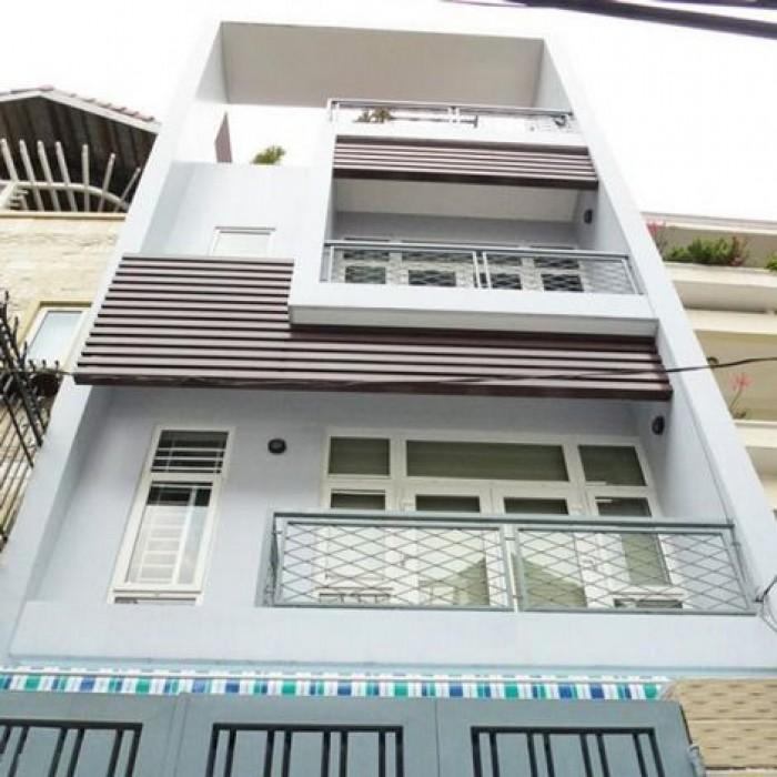 Nhà Đẹp Cần Bán, Trần Văn Đang Q3, Nhà 5 Tầng, 45m2, Kinh Doanh Tốt