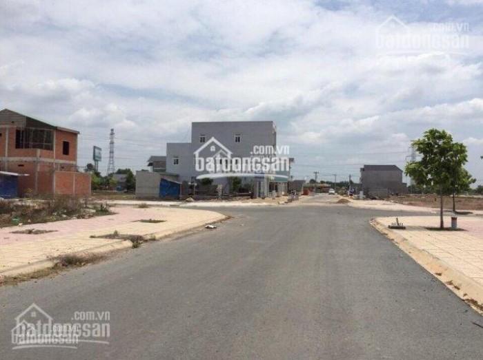Cần bán nhanh 1 nền đất chính chủ dự án KDC An Thuận - Victoria, miễn trung gian