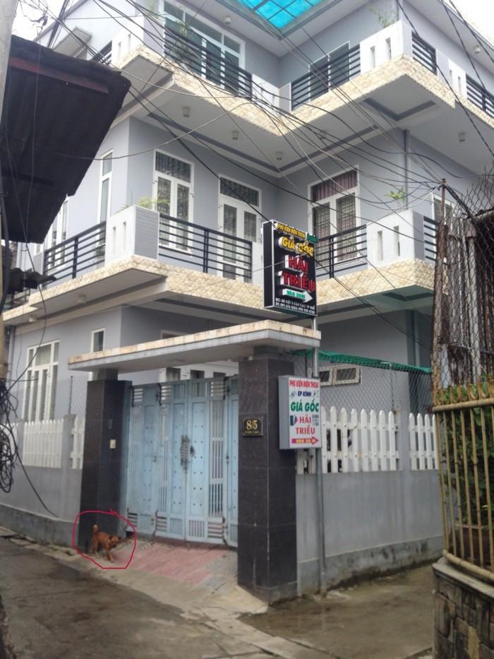 Bán nhà 3 tầng 2MT kiệt Văn Cao, phường Xuân Phú, Huế