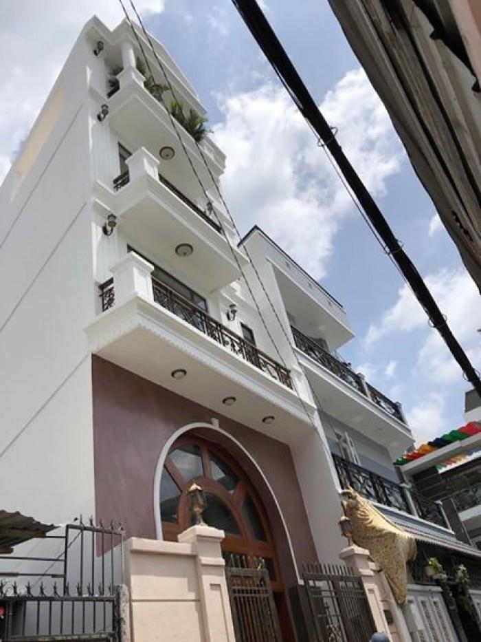 Nhà Đẹp Cần Bán Trần Văn Đang, Q3 , Nhà Đẹp 5 Tầng,  50m2, Kinh Doanh Tốt