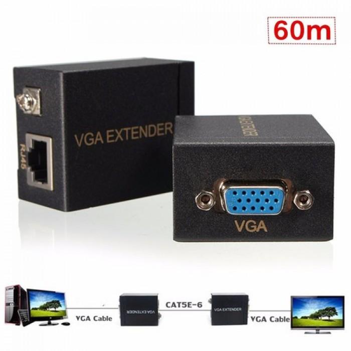 Bộ truyền dài 60m Vga tại Điện Máy Hải số 41 Lê Văn Ninh, P Linh Tây,  Chợ Thủ Đức bán giảm 10% giá chỉ còn 275K/ bộ 2 cục1