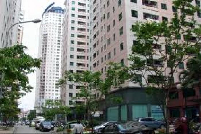 Bán nhà mặt phố trung kính 60m2 MT4,5m