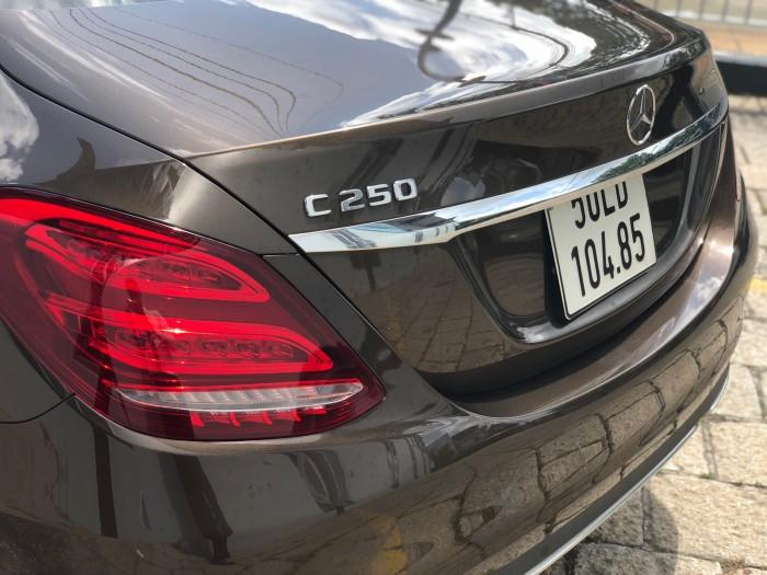 Sở hữu xe Mercedes-Benz C250 chỉ từ 19 triệu đồng/ tháng