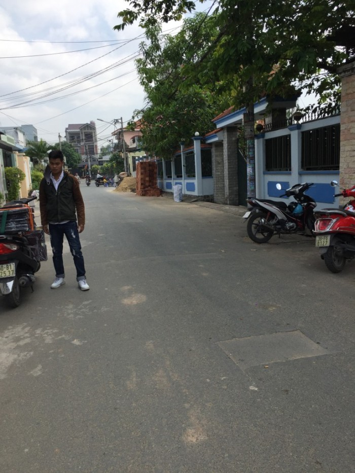 Bán đất 4x19,2, đường 182 đường nhựa xe tải, P. Tăng Nhơn Phú A, Q9