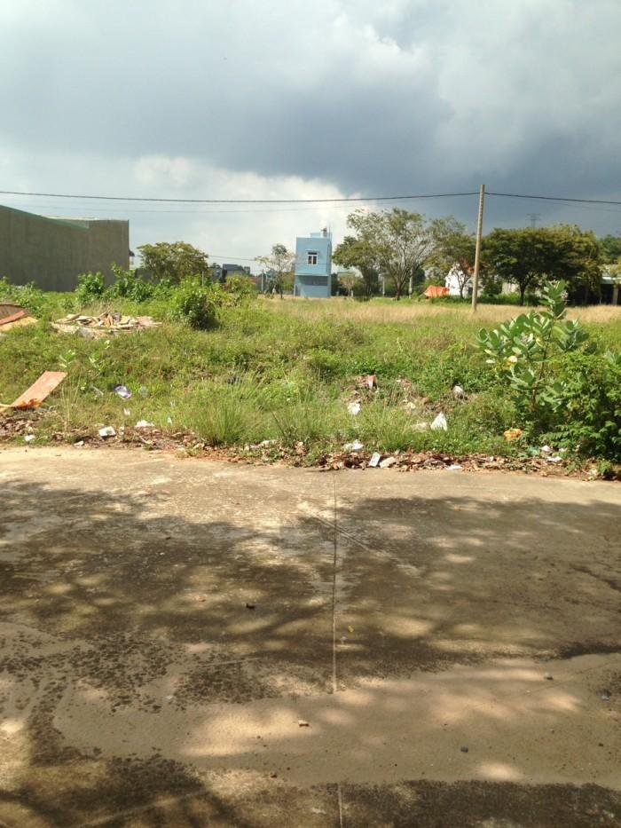 Đất nền tại khu đô thị - thương mại mới Bình Dương vị trí đắc địa, thổ cư 100%