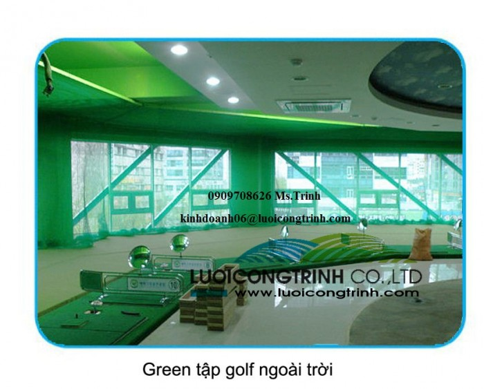 Thiết kế, thi công sân Golf chất lượng, uy tín, giá rẻ4