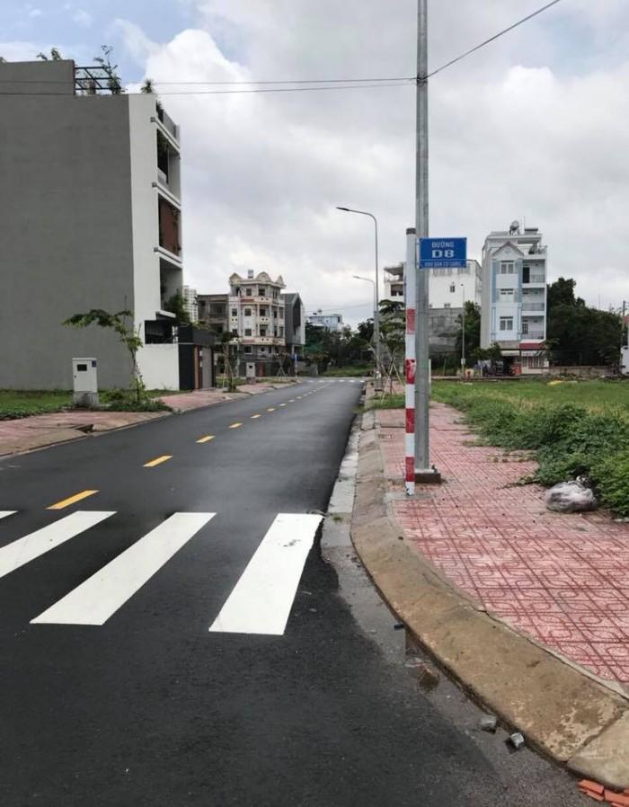 Đất 2 mặt tiền đường Phan Văn Hớn, quận 12 TPHCM.