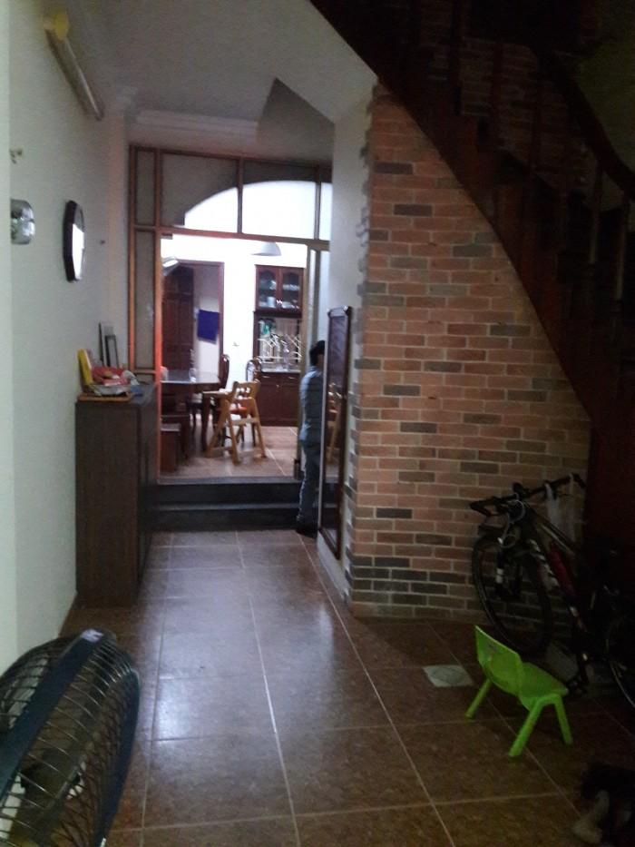 Cần bán gấp nhà mặt phố Phan Đình Phùng, Ba Đình, 105m2, mặt tiền 5m, 5 tầng