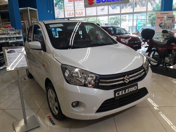 Suzuki Celerio 5 chỗ 1.0MT xe Nhập Khẩu Thái Lan, Trả trước 90 triệu