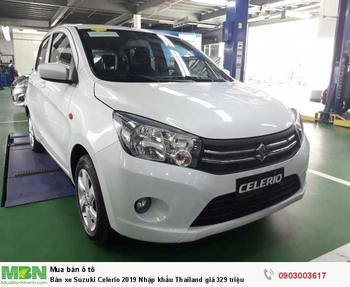 Bán xe Suzuki Celerio 2019 Nhập khẩu Thailand giá 329 triệu