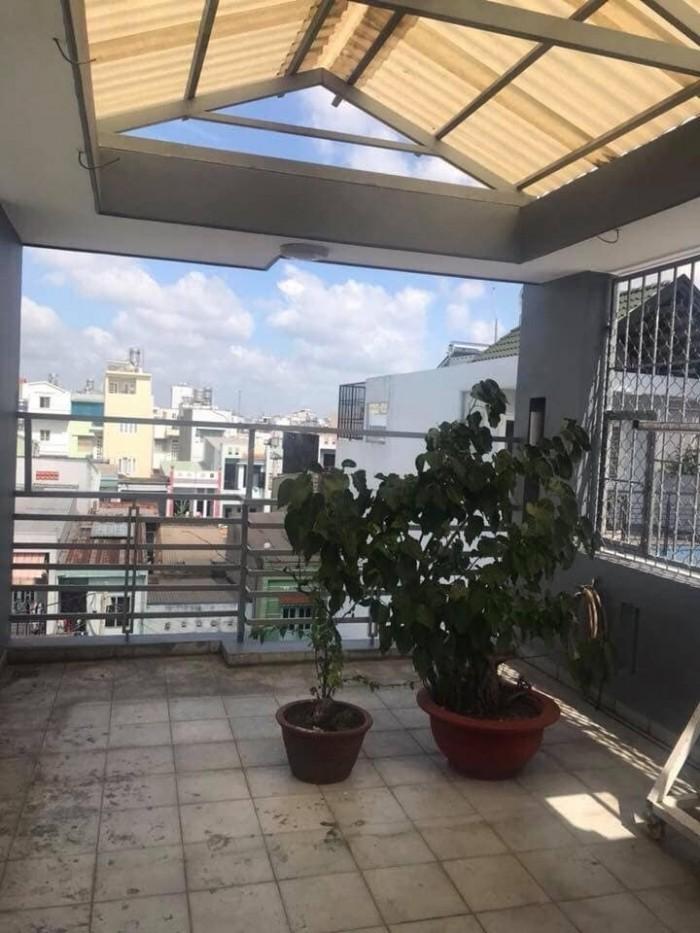 Bán nhà 49/44 đường số 4  quận Bình Tân